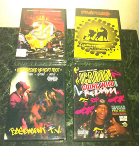 THE-pharcyde-mobb-deep-the-basement-dvd-Redman-DVD-sealed-NEW-MF-DOOM