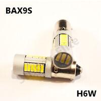 H6W 434 BAX9S CANBUS ERROR FREE LED SMD Sidelight Bulb ALFA ROMEO 147 156 166 GT