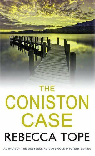1 of 1 - Coniston Case, The (Lake District Mysteries) by Tope, Rebecca 0749016256 The