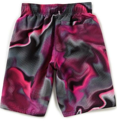 Volley Nike 5 Black Swim Pink Trunks Boys Blurred 643149770993 Breaker Freeship Grey 36 HHrq5Ow