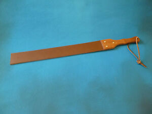 Pro-Leather-Punishment-Strap-wood-handle-8mm-thick-64mm-x-610mm-2-034-x24-034-cane
