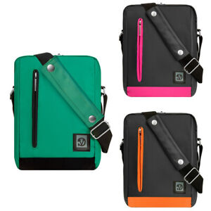 Nylon-Tablet-Sleeve-Laptop-Bag-School-Shoulder-Bag-For-10-034-AsusTransformer-Book