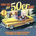 CD Chart Hits Der De 50 Jahre d'Artistes divers 3CDs