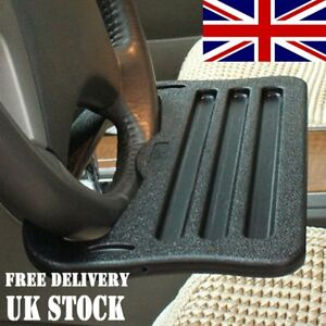 portable car laptop steering wheel desk vehicle mount tray notebook rh ebay co uk