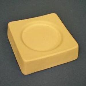 Square Coaster 5 x 5 Inch Mold for Slumping Glass GM44