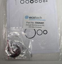 Ecotech E020201 Annual Maintenance Kit O3 Gas Analyser