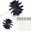 thumbnail 1 - 15 Feet Dryer Vent Cleaner kit Dryer Vent Cleaning Brush Lint Remover Brand New