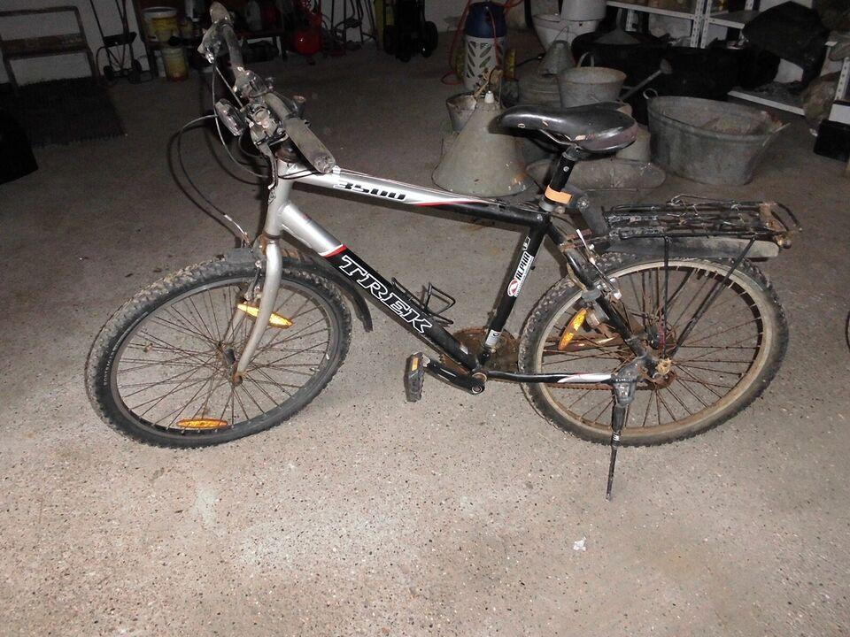 Herrecykel, andet mærke 3 stk