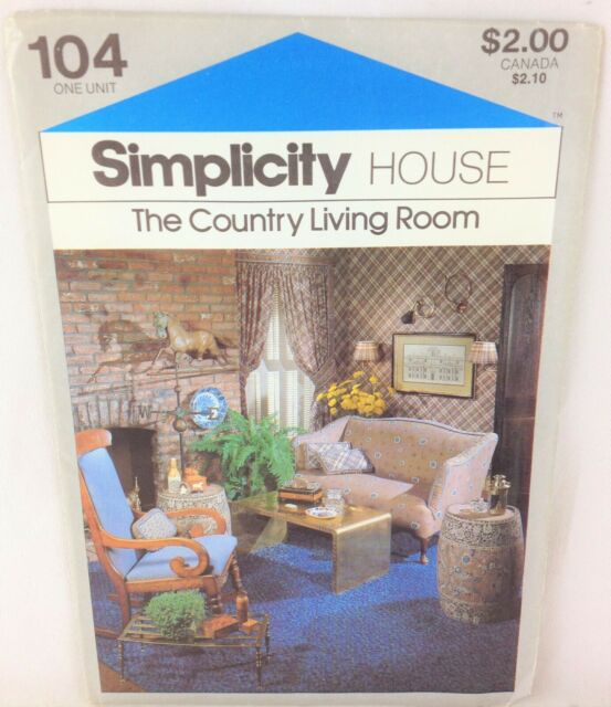 Country Living Tumbler Classic Vintage Pattern 4 5 Inches Tall For