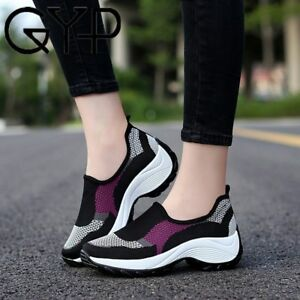 Women-High-Heel-Sneakers-Running-Shoes-1-5IN-4CM-Heel-Raised-Sports-Sneakers