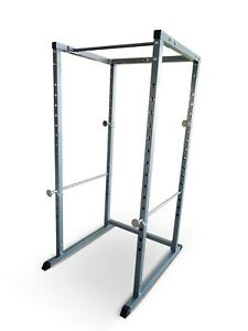 POWER-RACK-PULL-UP-BAR-MULTI-GYM-MACHINE-OLYMPIC-CAGE-BENCH-PRESS-SMITH-SQUAT