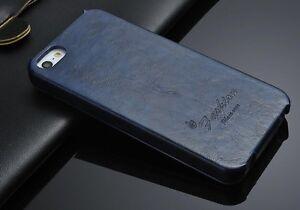 Apple-iPhone-8-und-iPhone-7-Farbe-Blau-Etui-Huelle-Tasche-Leder-Klapp-Case-Flip