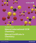 Edexcel International GCSE Chemistry Student Book with ActiveBook CD by Jim Clark (Mixed media product, 2009)