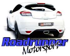 Scorpion Megane RS265 Exhaust Stainless Steel System Cat Back Non Res 2010 on