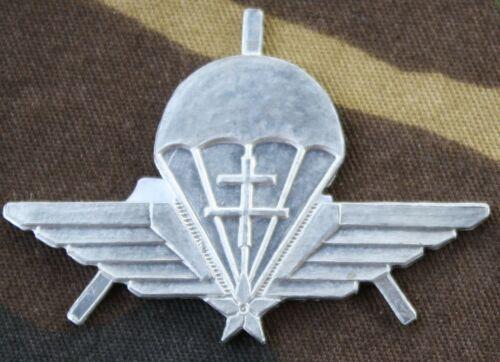 brevet para commando de France en alu