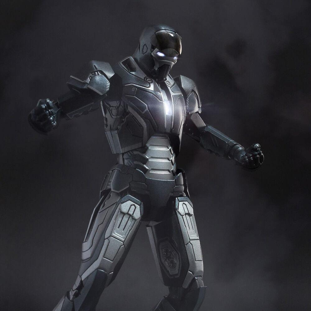 MARVEL IRON MAN 3 SUPER ALLOY FIGURE MARK XL 40 SHOTGUN BY COMIC CAVE STUDIOS