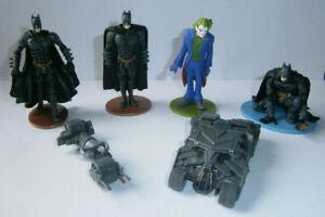 Batman / Il Scuro Cavaliere/Figure/Completo/Preziosi Collezione/ Nuovo