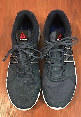 Navy Blue Crossfit Athletic Shoes Size