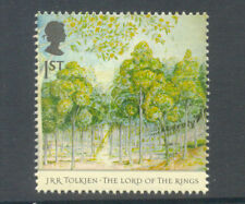 Lord of the Rings-Lothlorien mnh Great Britain-Tolkien - Art