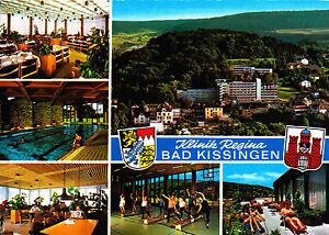 Klinik Regina , Bad Kissingen , gelaufene AK - Lambrechtshagen, Deutschland - Klinik Regina , Bad Kissingen , gelaufene AK - Lambrechtshagen, Deutschland
