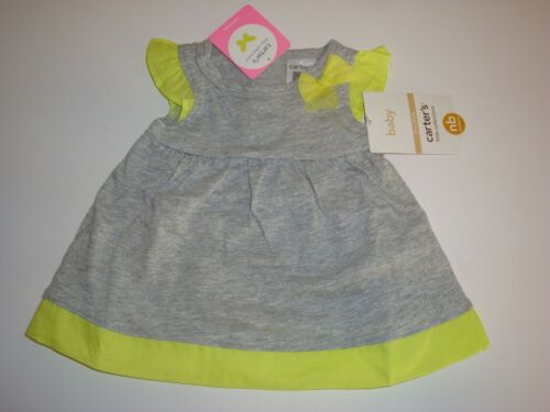Carter/'s 2 Piece Outfit Tiered Tunic /& Leggings Set ~ New With Tags