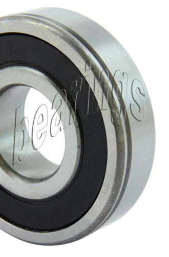 6003-2RSN 17x35x10 Sealed Grooved Ball Bearing