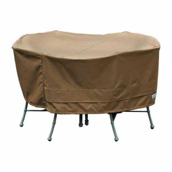 "Patio Armor Sofa Cover: Patio Armor SF43350 Round Table Cover 65""/65""/23"" For Sale"