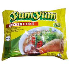 Yum Yum Chicken instant Nudeln  asiatische Nudelsuppe mit Huhngeschmack