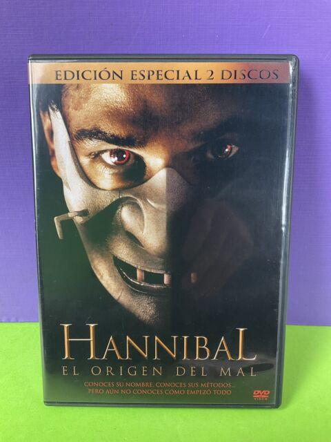 Hannibal Origen Del Mal Sony Dvd Compra Online En Ebay