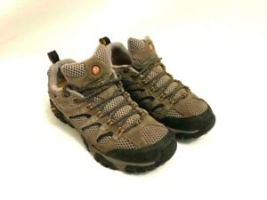 6eacde16 Details about Men's Merrell Continuum Vibram Size 8.5 Suede Rubber Sole  Waterproof Shoes