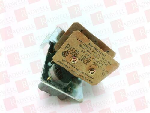 NEW IN BOX P658B1020 HONEYWELL P658B-1020