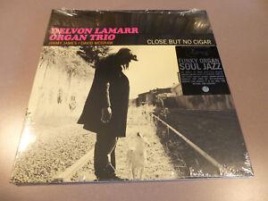Delvon-Lamarr-Close-But-No-Cigar-LP-Vinyl-Neu-amp-OVP-Gatefold-Sleeve