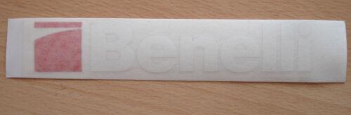 BENELLI Aufkleber Sticker Benelli Scheibenaufkleber NEU