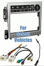 Car Radio Stereo Install Dash Kit+Wire+Antenna Adapter for select Infiniti G35