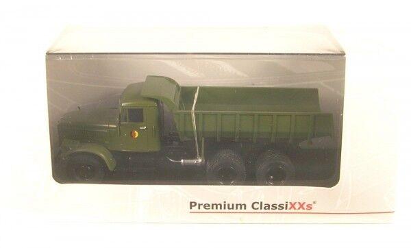 orden en línea KrAZ 256b1 256b1 256b1 camiones de volteo NVA (verde oliva)  marca de lujo