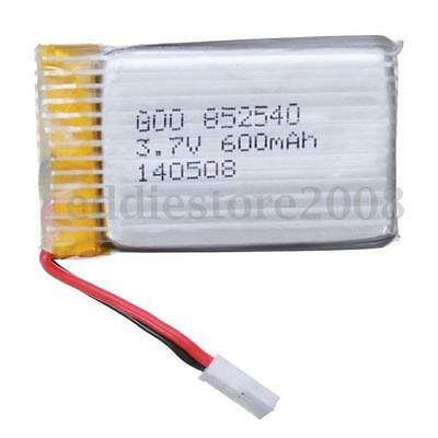 New Upgraded 3.7V 600mAh 20C Lipo Battery For Syma X5C X5 X5A Helicopter Part