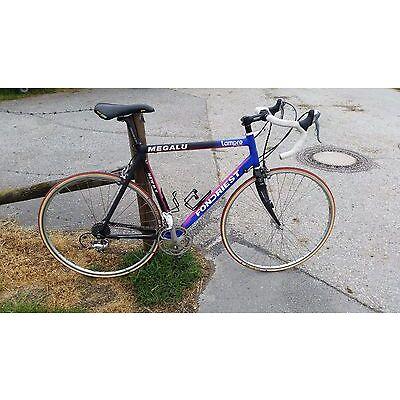 Rennrad, sehr guter Zustand. Deore 105, Lampre Fondriest, MEG Alu