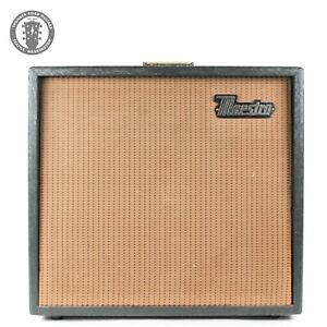 1963 Maestro M216-RVT 1x15 Combo Amp Gibson Vintage