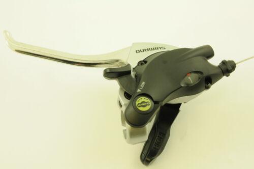 Shimano ST-EF29 3 velocità sinistra EZ-Fire ingranaggio cambio//leva