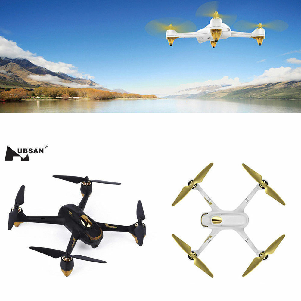 Hubsan H501S X4 Drone 5.8G FPV RC RC RC Quadcopter 1080P Follow Me Brushless GPS BNF 3b418f