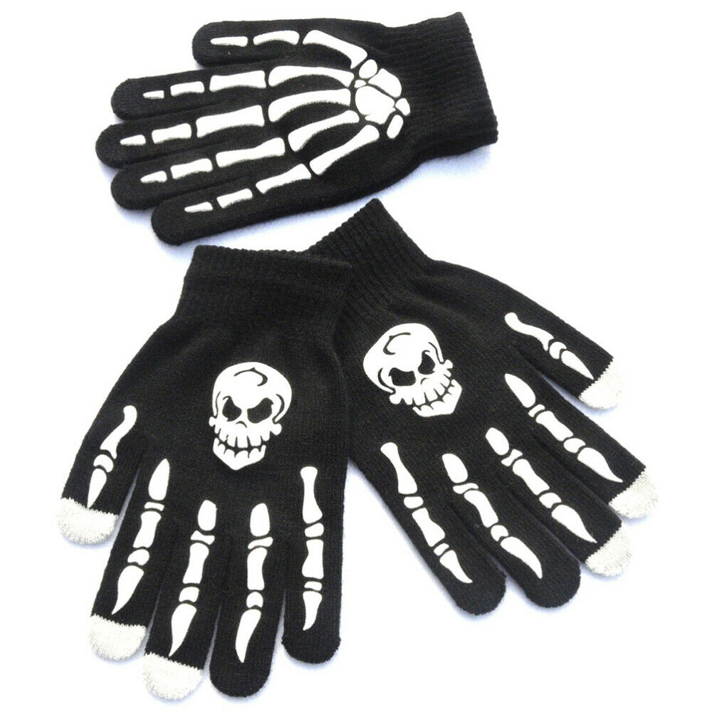1 Pair of Touch Screen Windproof for Cycling Men Use Punk Style