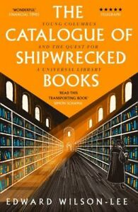 CATALOGUE OF SHIPWRECKED BOOKS NUOVO WILSON-LEE EDWARD HARPERCOLLINS PUBLISHERS