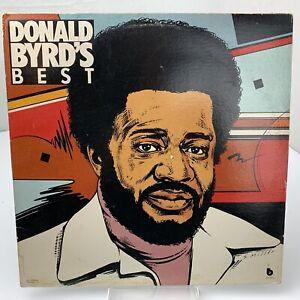 Donald-Byrd-Best-Blue-Note-LP-Record-Album-Vinyl