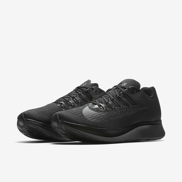 Brand New Mens Nike Zoom Fly 880848-003 Black Comfortable Casual wild