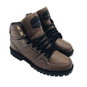 Osiris Skateboard Shoes DCN Boot Brown