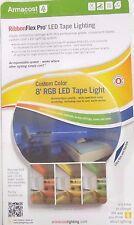 Armacost RibbonFlex Pro Custom Color 8' RGB LED Tape Light new!!
