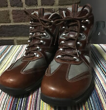 Rockport Men/'s GB Mid Moc Brown Waterproof Leather Boots Boot NEW