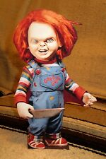 """Chucky """"Child's Play"""" Horror Movie Tabletop Display Standee 10 3/4"""" Tall"""