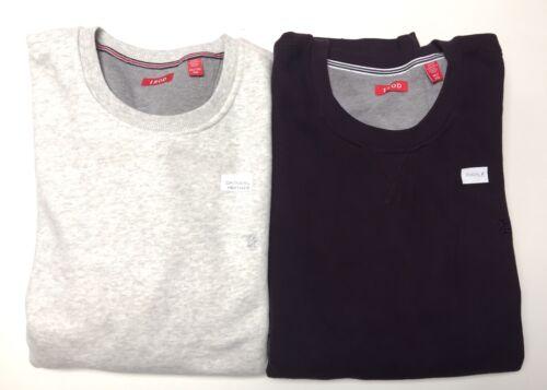 IZOD Men/'s Long Sleeve Solid Sueded Fleece Sweatshirts Tops Regular-Big/&Tall NWT