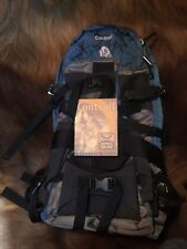 granite gear virga 26 backpack 1586cu in black regular ebay